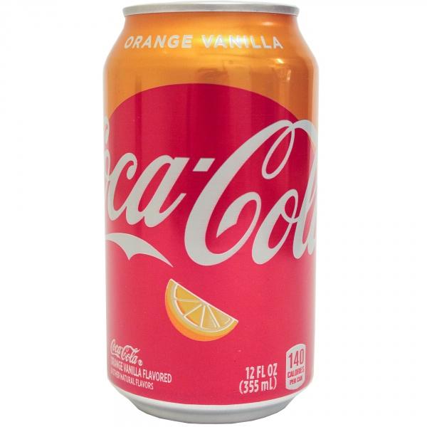 Napój coca cola vanilia 355ml