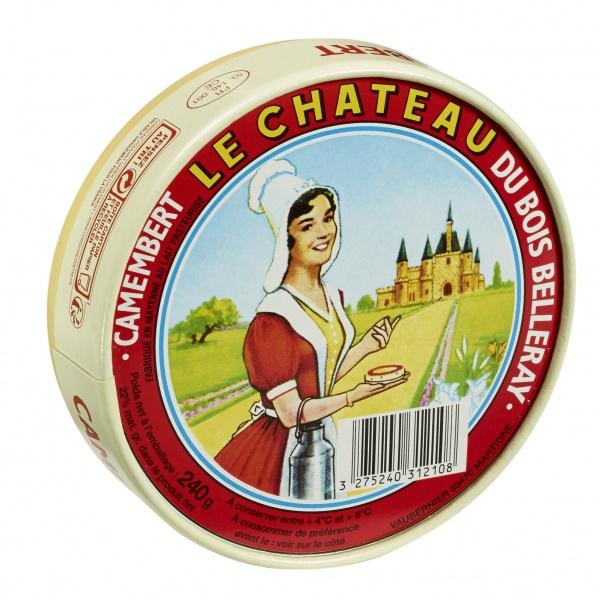 Ser Camembert Le Chateau