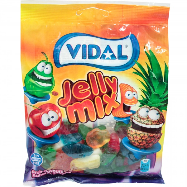 Żelki Jelly mix