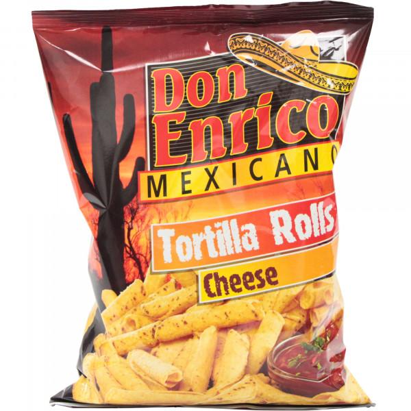 Rolls Don Enrico mexicano tortilla serowe