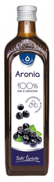 Sok z Aronii 100% Oleofarm
