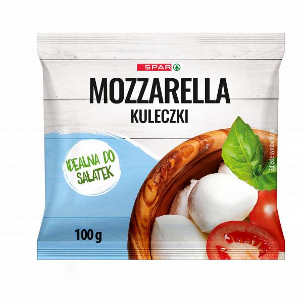 Spar ser mozzarella kuleczki w zalewie