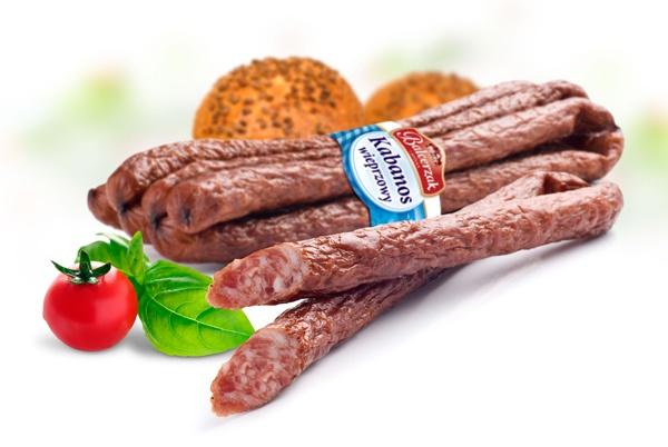 Kabanos wieprzowy Balcerzak