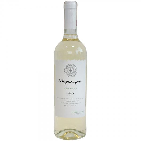 Wino bayanegra blanco.