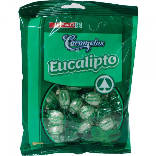 Spar cukierki karmelki eukaliptusowe