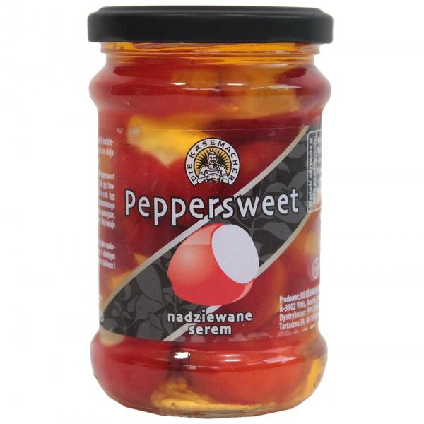 Owoce Peppersweet nadziewane serem świeżym