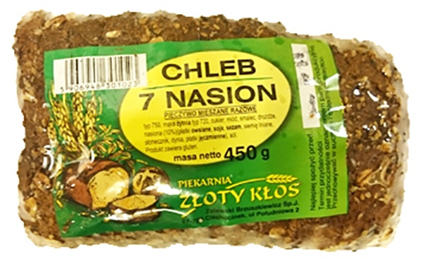 Chleb 7 nasion