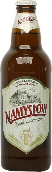 Piwo Namyslow Biale Pszeniczne Butelka Bz 0 5l 1 Szt 0 500 Litr