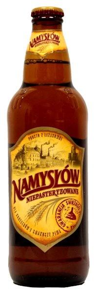 Piwo Namyslow Niepasteryzowane 1 Szt 1 Szt Browar Namyslow