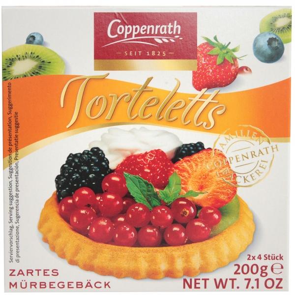 Tortoletki Coppenrath