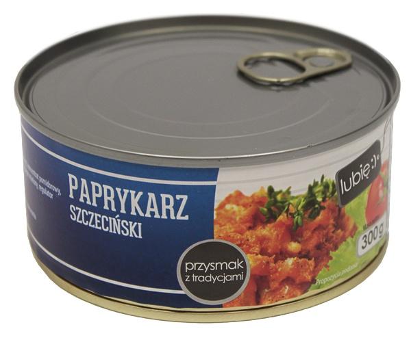 Paprykarz szczeciński - Lubię:)