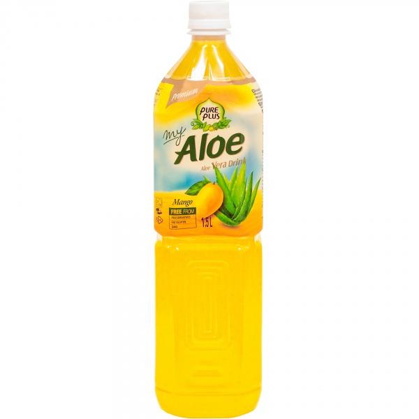 Napój z aloesem pure plus mango