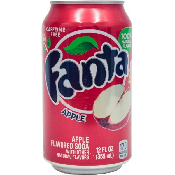 Napój Fanta apple