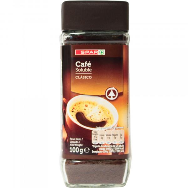 Spar kawa rozpuszczalna klasyczna