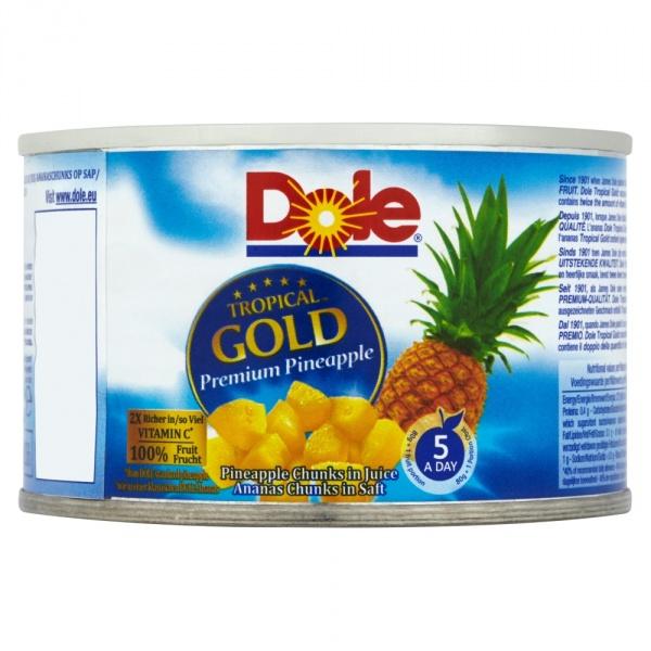 Dole ananas kawałki