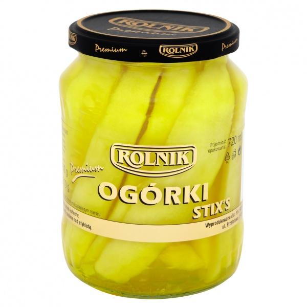 Ogórki Rolnik stix's