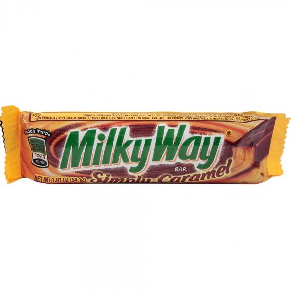 Baton Milky Way simple carmel