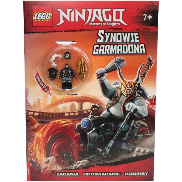 Lego Ninjago Synowie Garmadona 1 Szt Ameet Supermarket