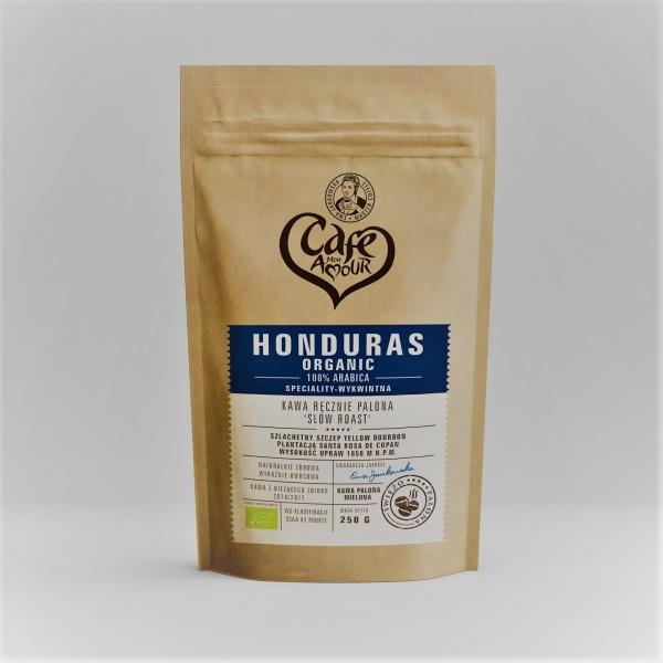 "KAWA PALONA MIELONA ORGANIC ""HONDURAS"" 250 G"