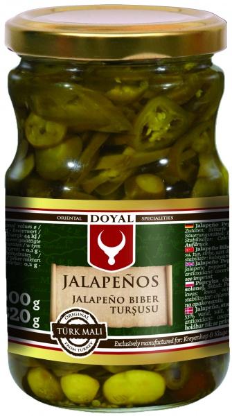 Papryka chili jalapeno ostra plastry