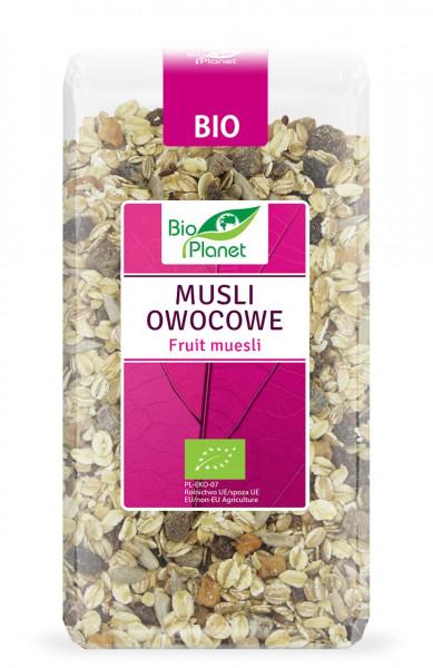 Musli owocowe Bio Planet