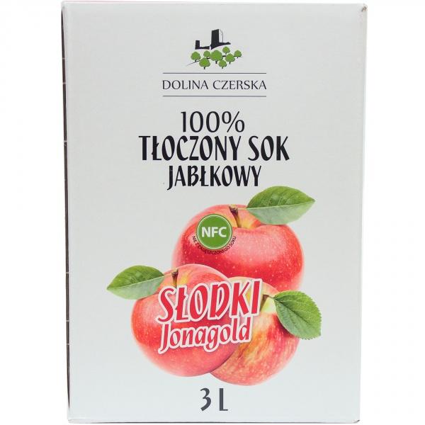 Sok jabłkowy słodki jonagold