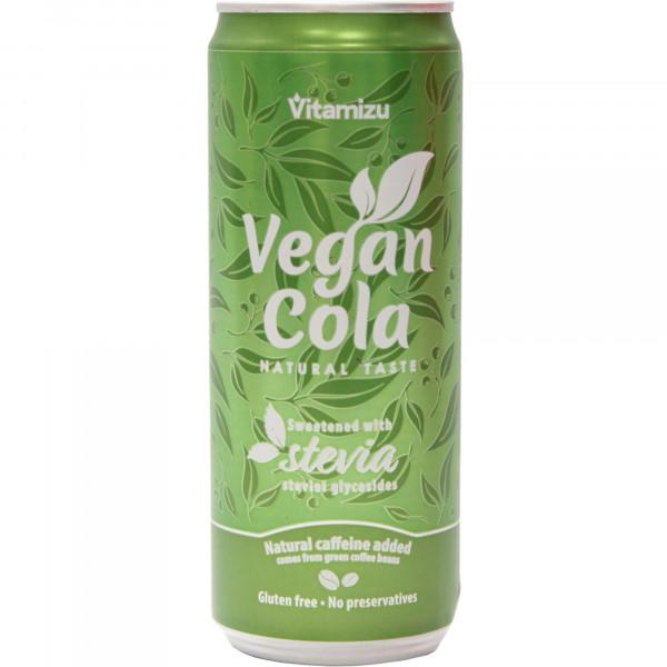 Napój gazowany vegan cola