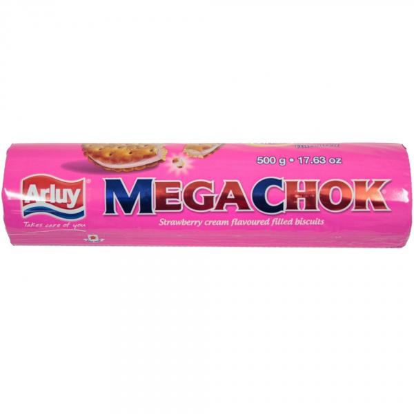 Markizy MegaChok truskawkowe