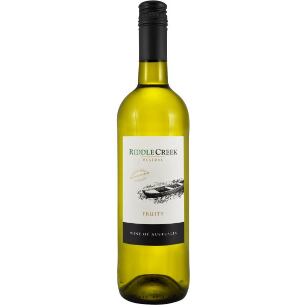 Riddle creek reserve white