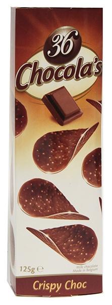 Płatki Hamlet z czekolady mlecznej