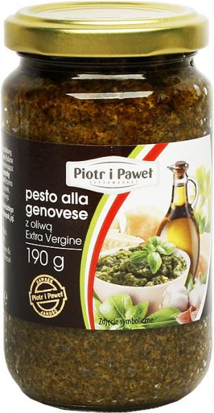 Pesto Alla Genovese Piotr i Paweł
