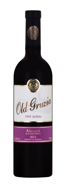 Old gruzia alazani red