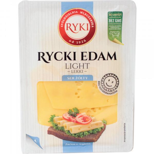 Ser Rycki Edam light plastry