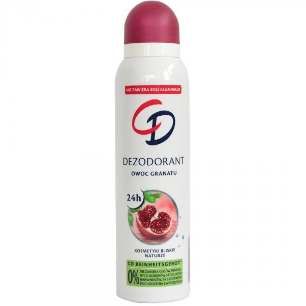 Cd deo spray granat