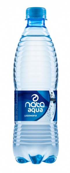 Woda Nata 0.5l gazowana