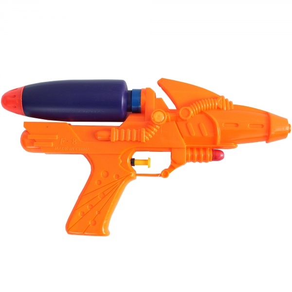 Pistolet na wodę duży