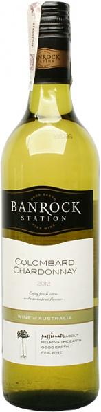 Banrock station chardonnay colombard