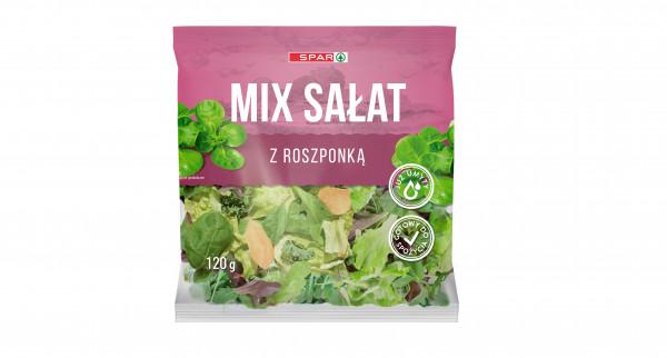 Spar mix sałat z roszponką