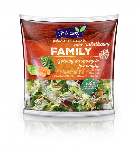 Mix sałat Fit & Easy Family
