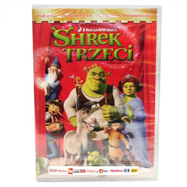 Bajki dvd shrek trzeci