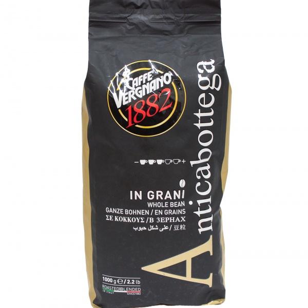 Kawa Vergnano anticabottega ziarnista