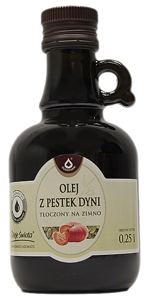 Olej z Pestek Dyni Oleofarm