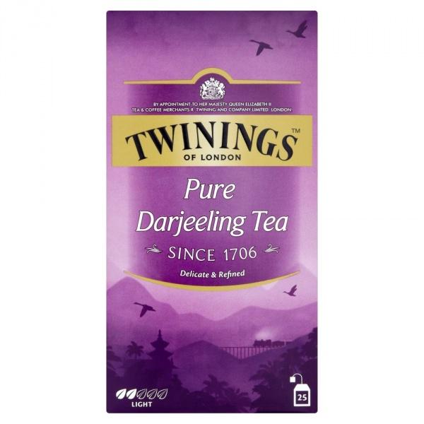HerbataTwinings Darjeeling 25*2g
