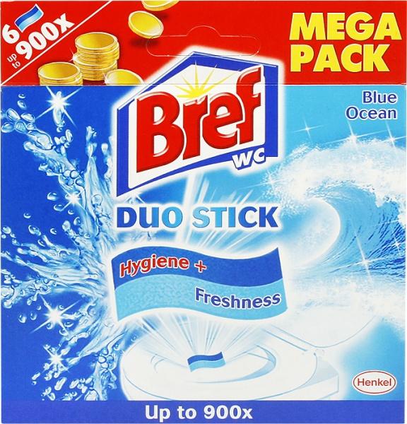 Bref duo-stick do wc blue ocean