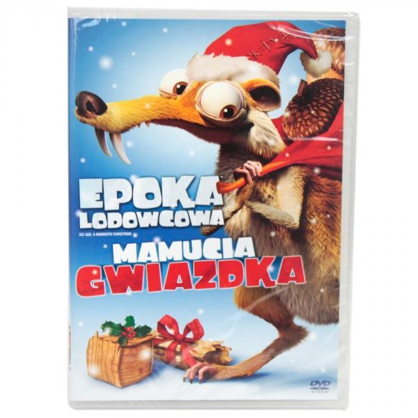Bajka DVD Epoka lodowcowa mamucia gwiazdka