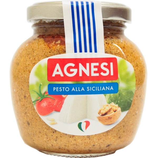 Sos Agnesi pesto Siciliana