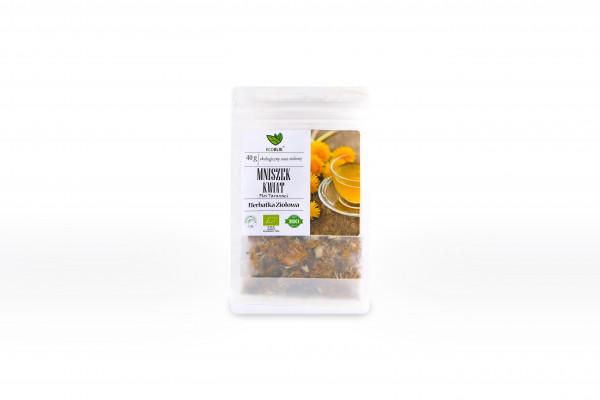 Herbata ecoblik ziołowa mniszek kwiat