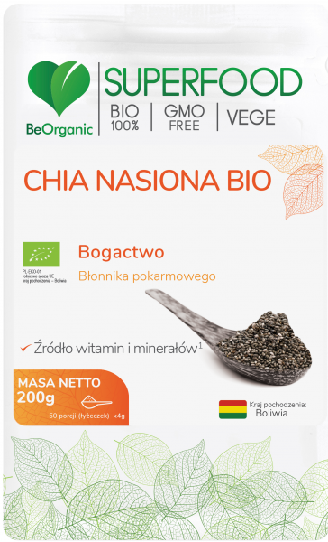 Chia medicaline nasiona bio