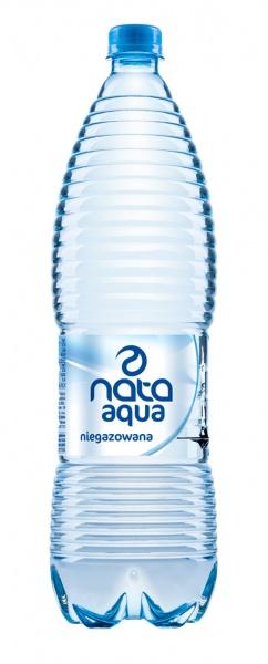Woda mineralna niegazowana nata