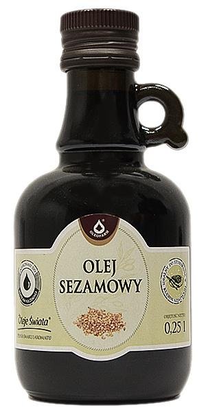 Olej Sezamowy Oleofarm